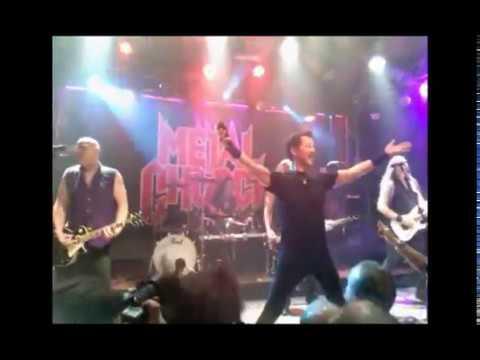 Metal Church   Fake Healer live @Kyttaro 27-06-2017