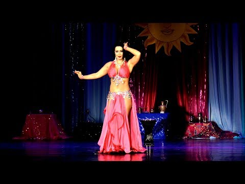 Suraiya - Queen of Bellydancers - Adarabuka from YouTube · Duration:  3 minutes 40 seconds