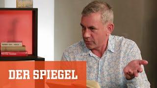 """Wladimir Kaminer bei """"Spitzentitel"""": Rotkäppchen raucht auf dem Balkon"""