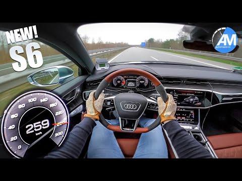 NEW! Audi S6 - 0-264 Km/h Acceleration🏁