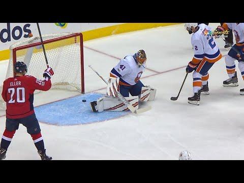 11/02/17 Condensed Game: Islanders @ Capitals