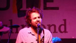 In Your Eyes Dawes with Sara Watkins Live Richmond Virginia June 15 2012 Browns Island