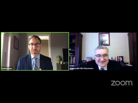 A Conversation With The Ambassador Of Azerbaijan