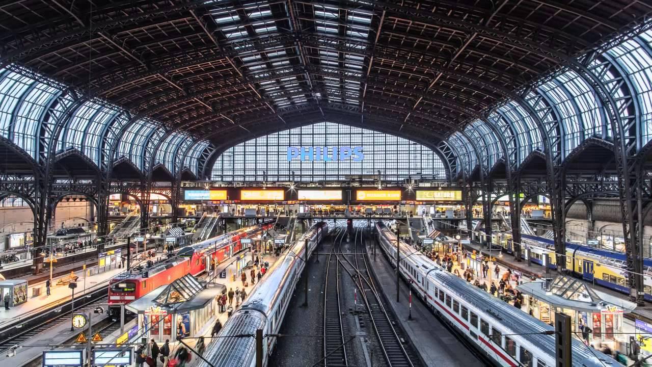 Schließfächer Hamburg Hbf