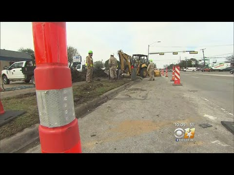I-Team: Old Pipes And Bad Soil Factors In Gas Leaks In North Dallas Neighborhood