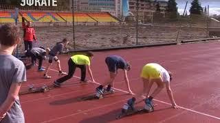 В Сочи проходит открытое Первенство города по лёгкой атлетике. Новости Эфкате