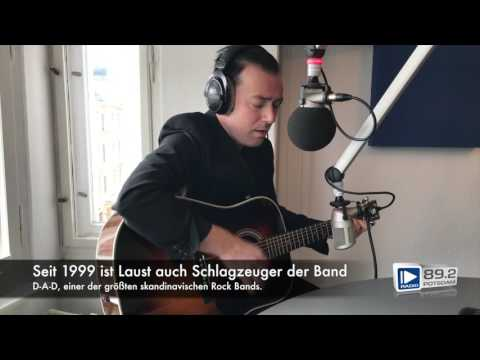 Laust Sonne - Reckless (live & unplugged) bei Radio Potsdam