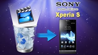 [Sony Xperia S Files Recovery]: How to Recover/Undelete Lost Videos from Sony Xperia S?