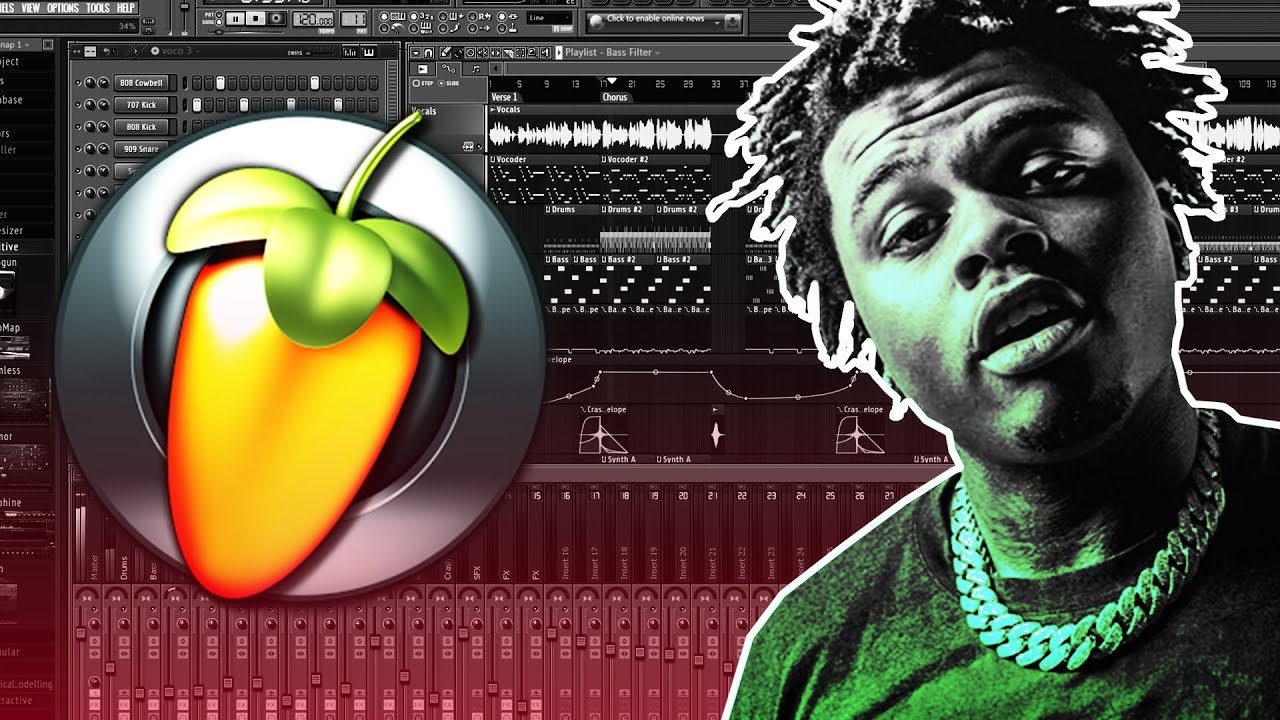 MAKING BEATS FOR GUNNA & LIL BABY'S COLLAB TAPE! (How To Make a Gunna Type  Beat)   FL Studio