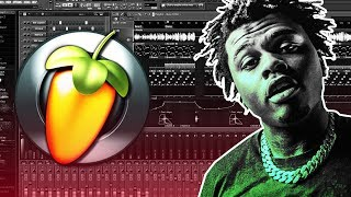 MAKING BEATS FOR GUNNA & LIL BABY'S COLLAB TAPE! (How To Make a Gunna Type Beat) | FL Studio