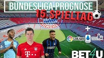 Bundesliga / Premier League / Serie A Tipps | Saison 2019/2020 | Wettempfehlung & Analyse Bet4U