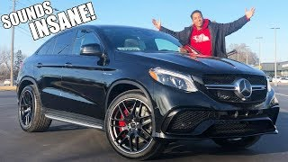 Mercedes-Benz GLE 63 AMG 2016 Videos