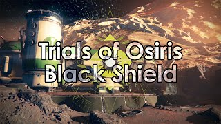 Destiny: Trials of Osiris 9-0 Flawless Victory - Black Shield Full Gameplay