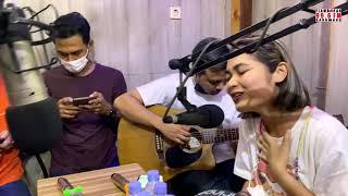 Geisha & Dul Jaelani - Rencana Hebat   Live Radio Flamboyan