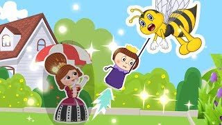 Doc McStuffins - Flowers For The Queen Amina - Best Cartoon For Kids & Children | Rico Media