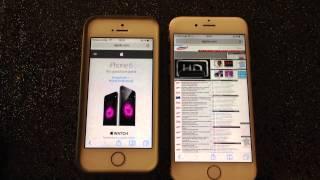 Probleme Lenteur Iphone 6 !!!!!!!!!