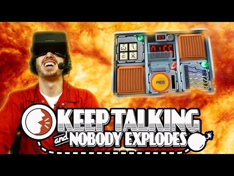 Keep Talking & Nobody Explodes! - Trott's first Bomb