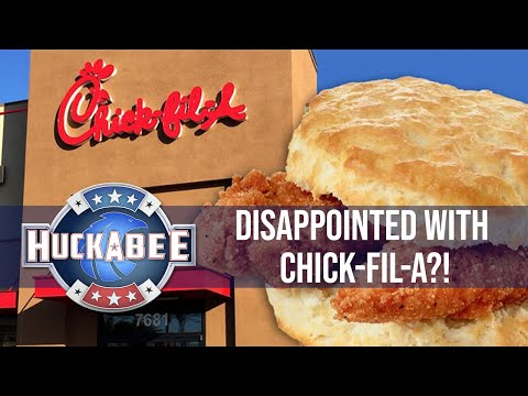I Am Very DISAPPOINTED With Chick-Fil-A | Huckabee
