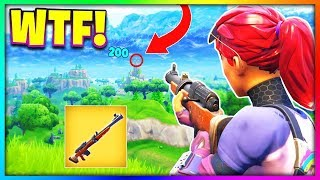 7 Of The Longest Range Hunting Rifle Shots in Fortnite: Battle Royale
