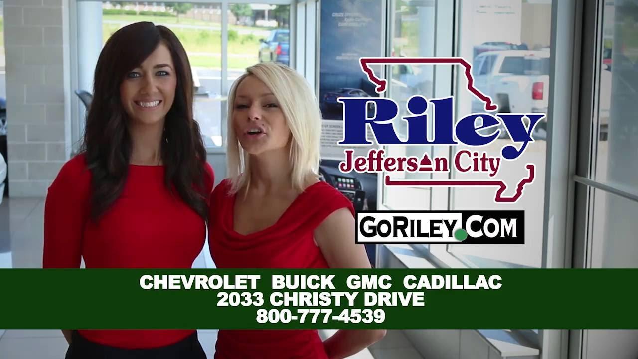 Riley Chevrolet Buick GMC Cadillac Customer Appreciation Sale