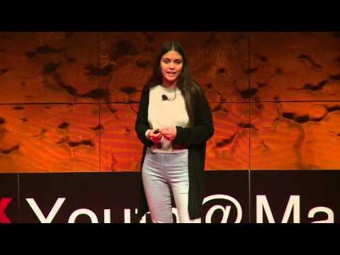 Quien ama Menorca la defiende | Cecilia Ligero | TEDxYouth@Madrid