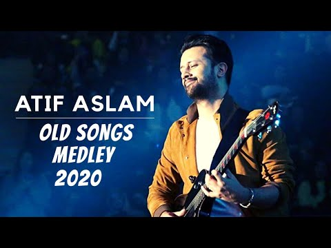 Atif Aslam Old Songs Medley | 2017 | HD