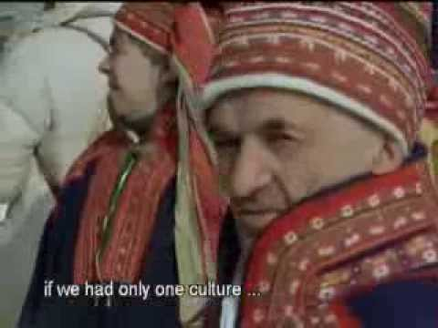 The Sami people (from