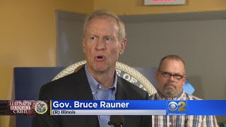 On Eve Of Budget Vote, Rauner Warns Illinoisans