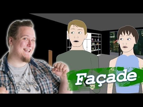 Facade - I AM THE BEST AGONY AUNT