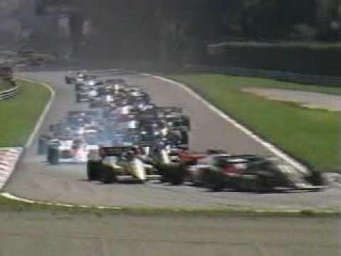 Two Till The End - F1 resumo da temporada de 1984 - 14 Itália