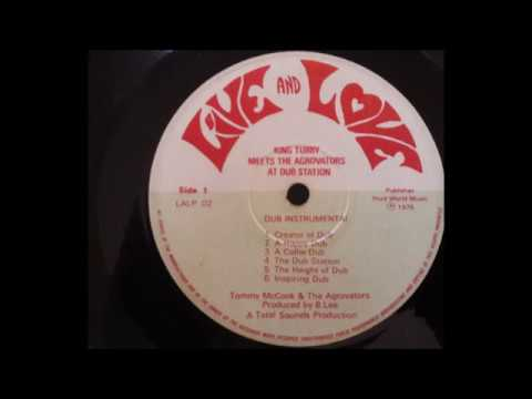 King Tubby Meets The Aggrovators At Dub Station - The Height Of Dub