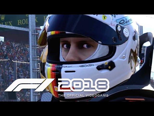 F1 2018 (видео)
