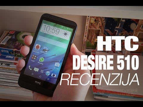 HTC Desire 510 Recenzija