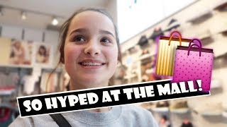 So Hyped At The Mall 🛍 (WK 375.6) | Bratayley