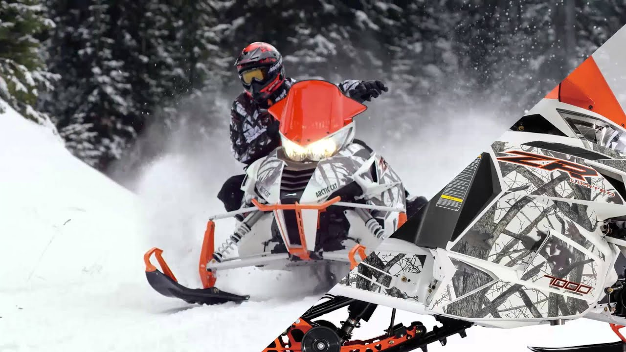 Arctic Cat 2017 Zr Limited Ride Package
