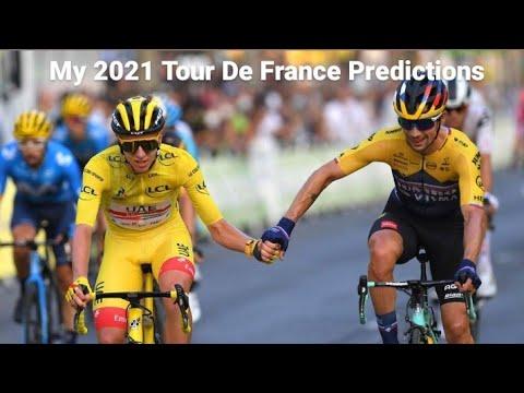 My 2021 Tour De France Predictions |