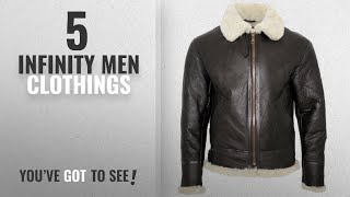 Top 10 Infinity Men Clothings [ Winter 2018 ]: Men