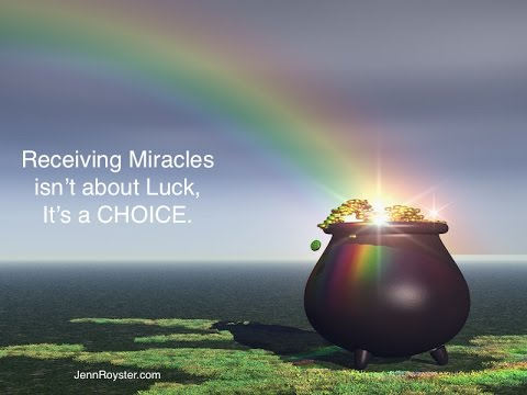 Angel Messages on Receiving Miracles
