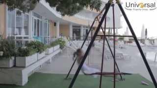 Гостиница Афродита Бич ( Aphrodite hotel beach )(Отель Афродита Гостиница Афродита Бийч - новый, современный отель, расположенный прямо на Южном Берегу..., 2013-07-09T13:09:21.000Z)
