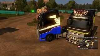 Euro Truck Simulator 2 - Helsinborg (S) - Katowice (PL)