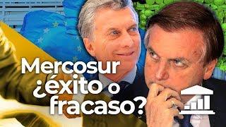 Mercosur: ¿El fin del proteccionismo en Latinoamérica? - VisualPolitik