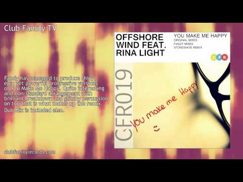 Offshore Wind feat. Rina Light - You Make Me Happy (Fandy Remix) CFR019