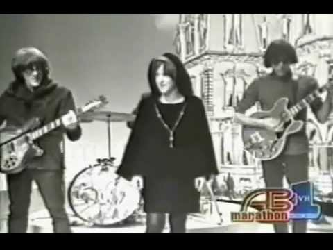 Jefferson Airplane - Somebody To Love, American Bandstand, 1967