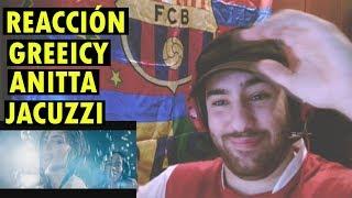 Greeicy, Anitta - Jacuzzi (REACCIÓN)