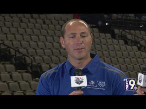 Lane9 Night 4: Jason Lezak Interview