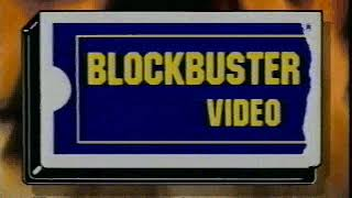 Blockbuster Video Commercial