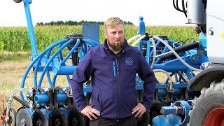 A close look at the Lemken Solitair 25