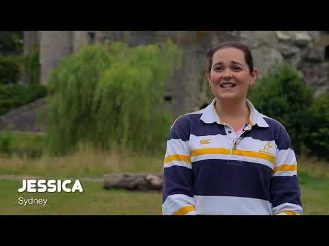 Rock of Cashel, Blarney Castle (Blarney Stone)& Cork City - Video