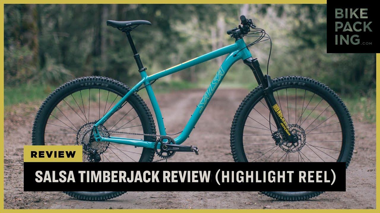 Salsa Timberjack Review (Highlight Reel)
