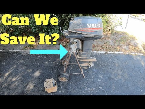 Will My $200 Abandoned Outboard Engine Run?